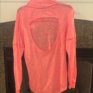 PINK Victoria's Secret Tops - PINK hoodie shirt